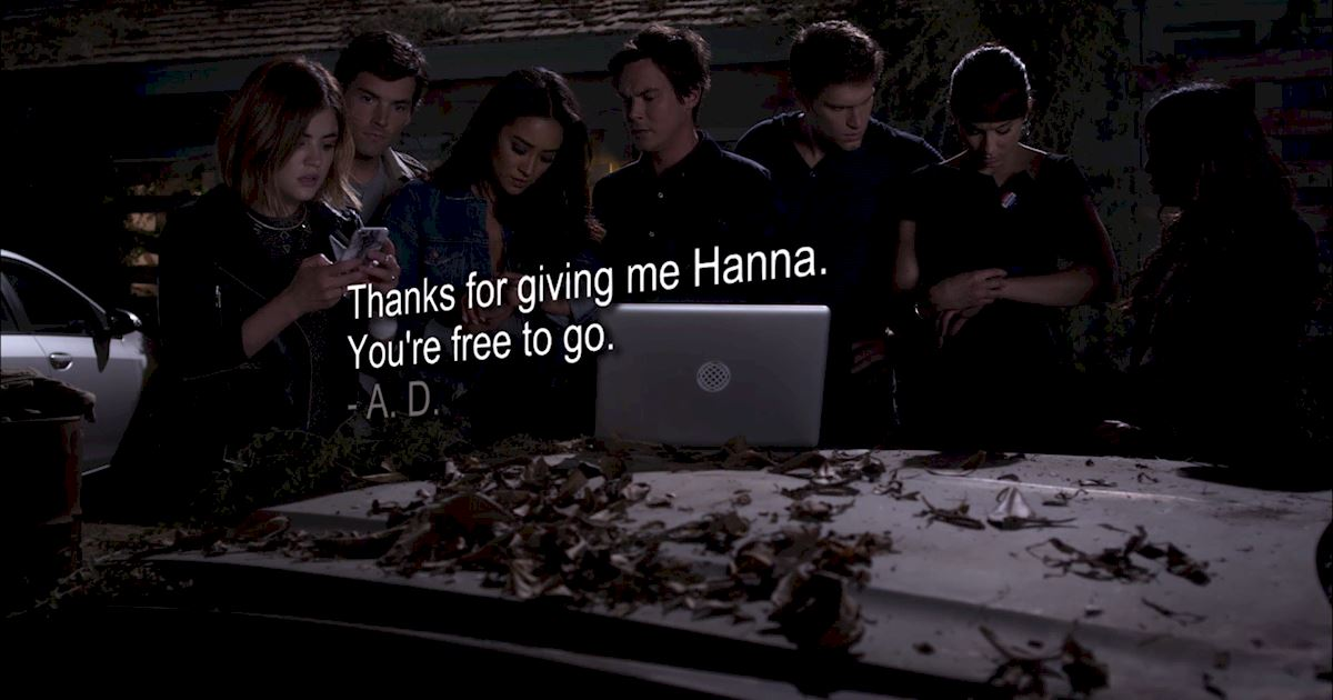 Pretty Little Liars - 22 Shocking Things We Learned From The PLL Finale! - 1025