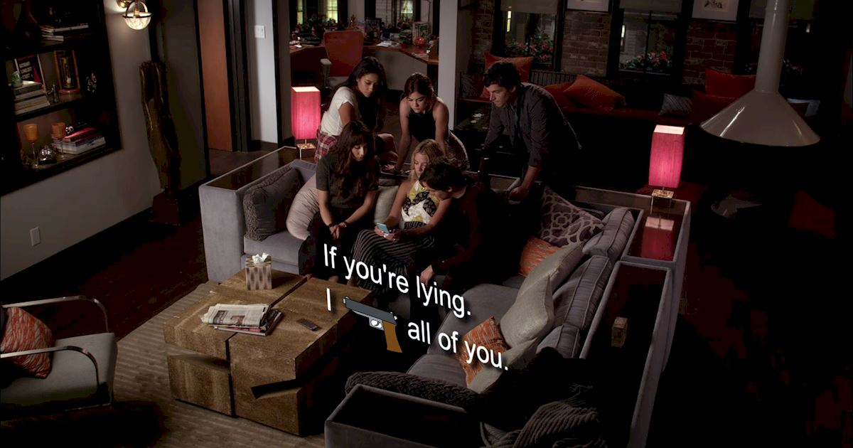 Pretty Little Liars - Your Official Finale Recap For Episode 20: Hush...Hush, Sweet Liars - 1003