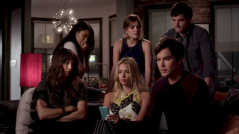Pretty Little Liars - Your Official Finale Recap For Episode 20: Hush...Hush, Sweet Liars - Thumb