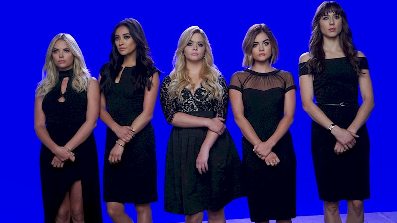 Pretty Little Liars - [POLL] Which Of Our Liars Does The Perfect PLL Ssshhh? - Thumb