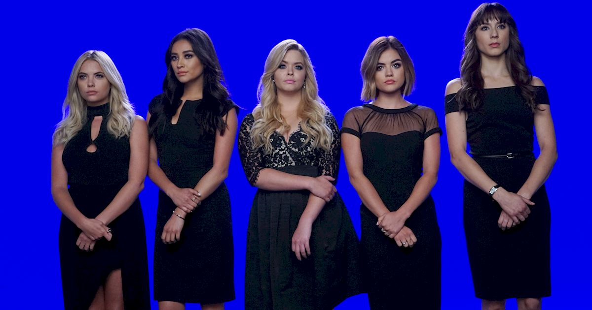Pretty Little Liars - [POLL] Which Of Our Liars Does The Perfect PLL Ssshhh? - 1002