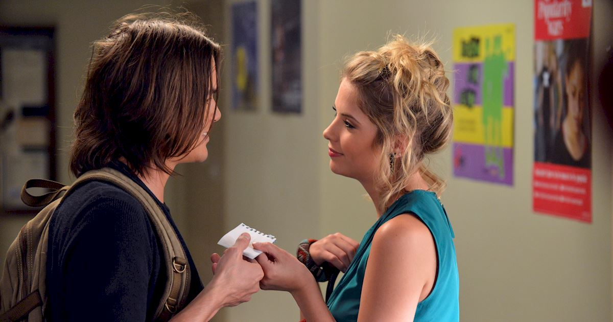 Pretty Little Liars - Are You Team Haleb Or Team Spaleb? - 1006