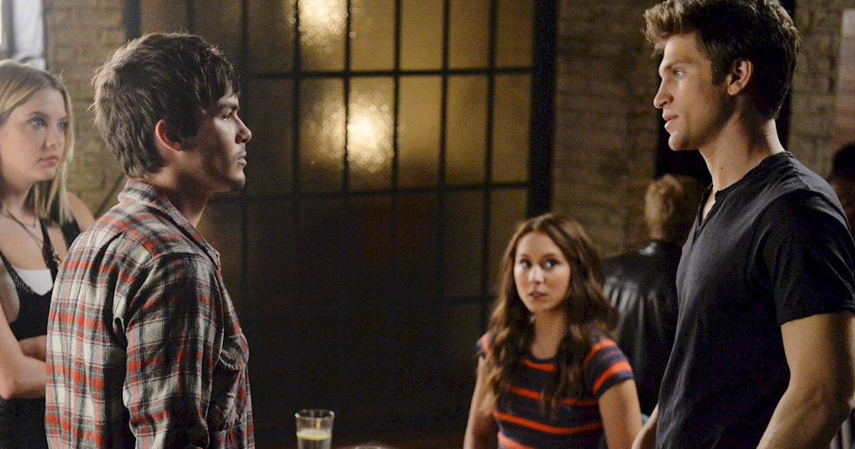 Pretty Little Liars - Are You Team Haleb Or Team Spaleb? - 1010