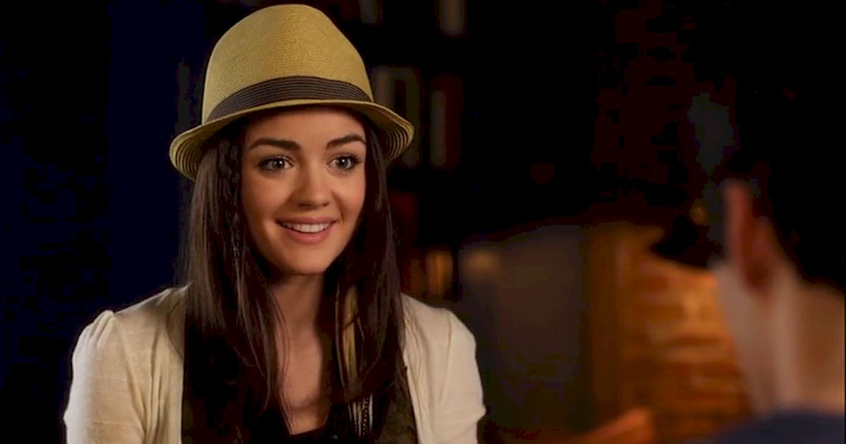 Pretty Little Liars - Aria Montgomery's Fashion Evolution! - 1002