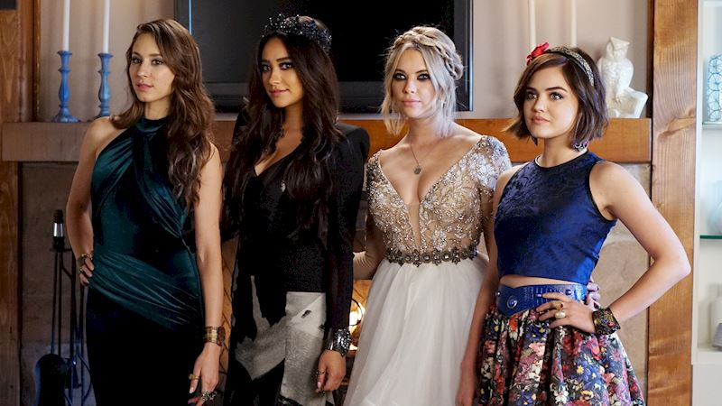 Pretty Little Liars - [GIFs] The 16 Best Lines Of Season Six - Thumb