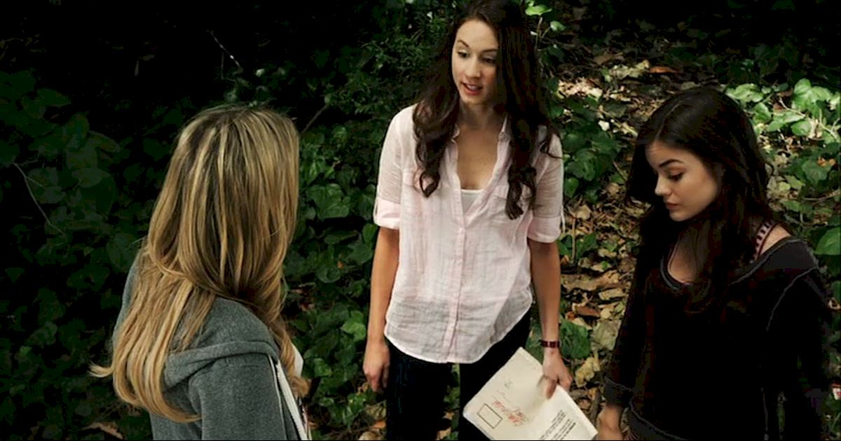 Pretty Little Liars - 15 Of The Best Lines From Season 1 - 1008