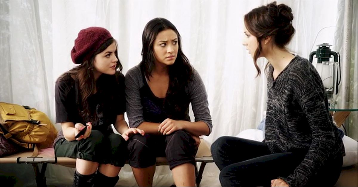 Pretty Little Liars - 15 Of The Best Lines From Season 1 - 1004