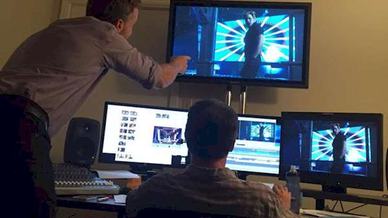 Shadowhunters - [EXCLUSIVE] The Making of Shadowhunters: Inside The Editing Suite - Thumb