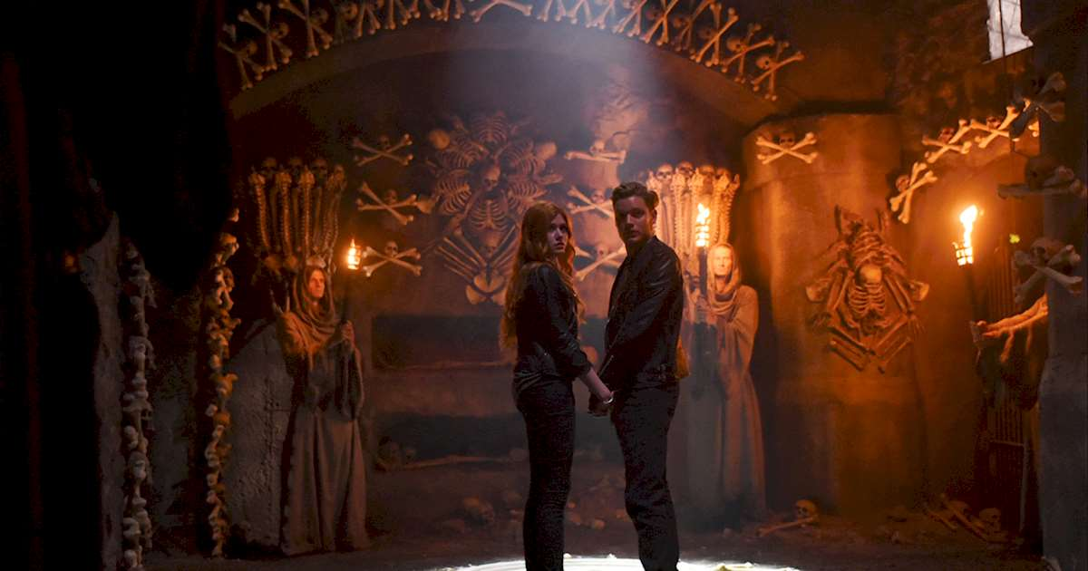 Shadowhunters - Mundie Monday: Tea, Siblings, and an Important Conversation  - 1011