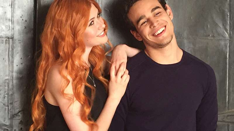 Shadowhunters - [EXCLUSIVE] Shadowhunters Press Day Photos - Thumb