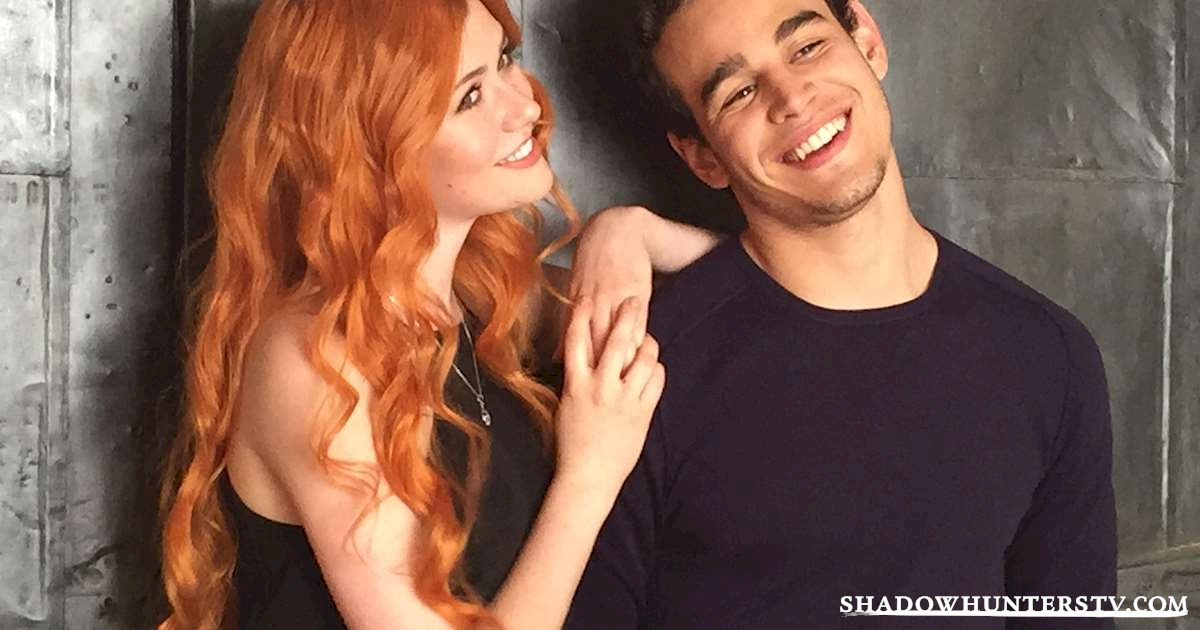 Shadowhunters - [EXCLUSIVE] Shadowhunters Press Day Photos - 1009