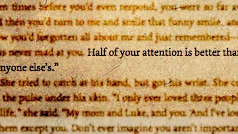 Shadowhunters - This Week's Shadowhunters Writer's Quote: Simon - Thumb