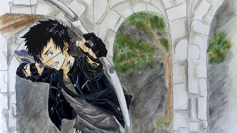 Shadowhunters - Fan Art Friday: Your Alec Lightwood Drawings!  - Thumb