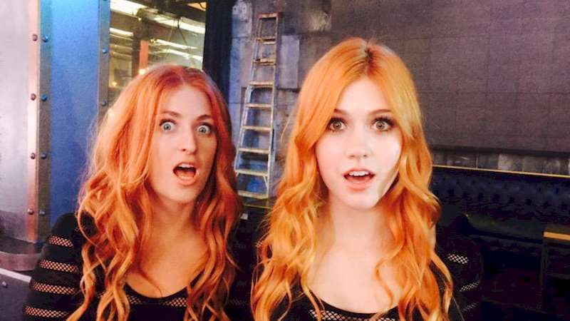 Shadowhunters - Seeing Double On The Shadowhunters Set - Thumb