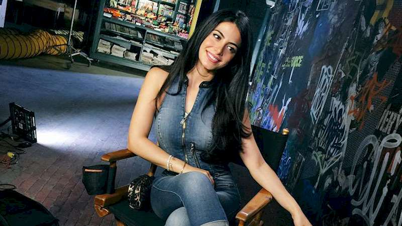 Shadowhunters - Emeraude Toubia Talks Hispanic Heritage Month - Thumb