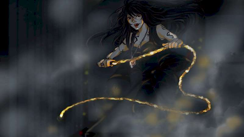 Shadowhunters - Fan Art Friday: Your Isabelle Lightwood, Passionate Warrior Drawings - Thumb