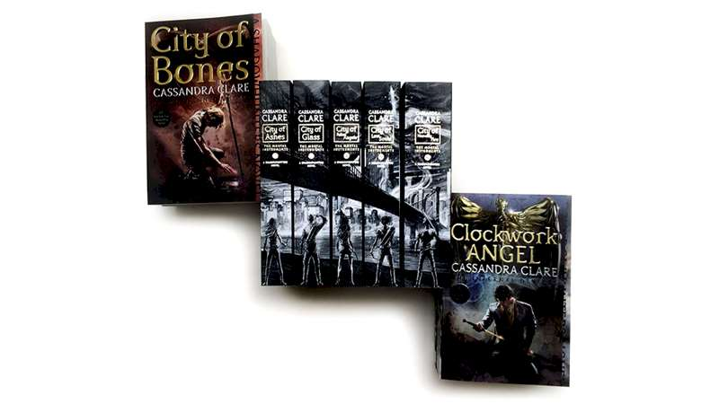 Shadowhunters - [POLL] What Is Your Favorite Book From The Mortal Instruments? - Thumb