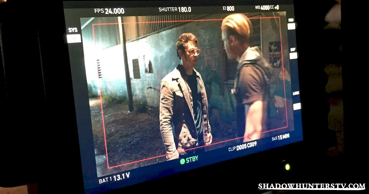 Shadowhunters - [EXCLUSIVE PHOTOS] Simon Lewis Spectacular - 1006