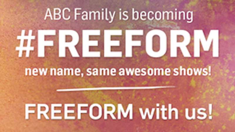 Shadowhunters - ABC Family is Becoming FreeForm - Thumb