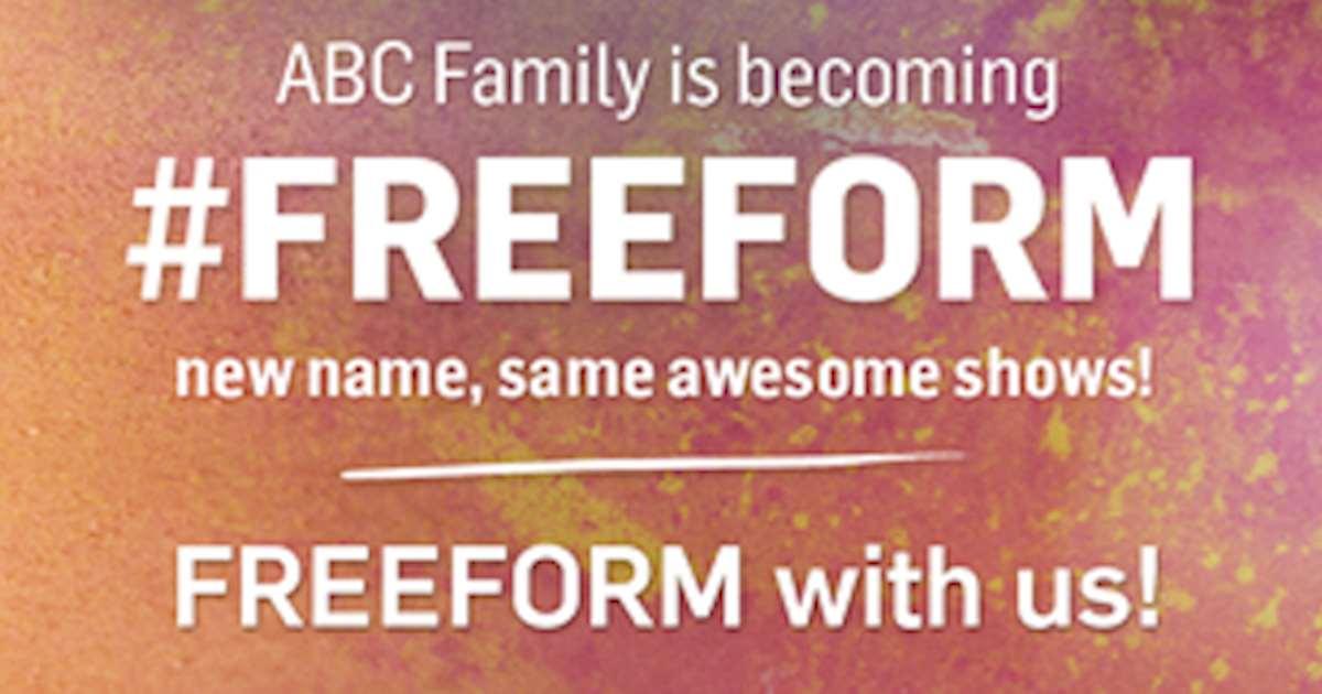 ABC Family is Becoming FreeForm - Shadowhunters | Freeform