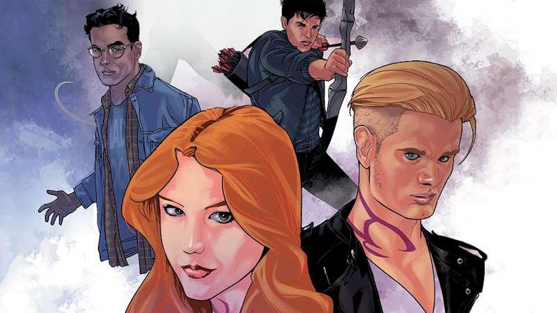 Shadowhunters - New York Comic Con: Shadowhunters Gets A Marvel-lous Make-Over - Thumb