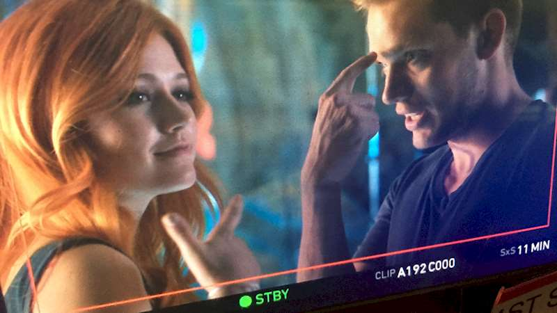Shadowhunters - [EXCLUSIVE PHOTO] Caption This Clace Pic! - Thumb