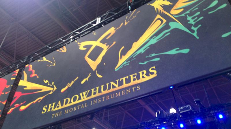 Shadowhunters - Thursday Live Blog: Shadowhunters At New York Comic Con  - Thumb