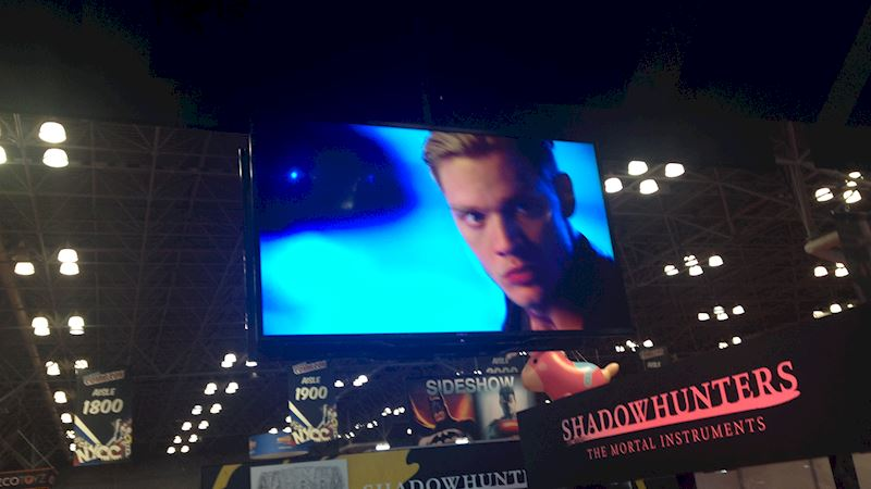 Shadowhunters - Comic Con Exclusive Video: The Shadowhunters Teaser - Thumb