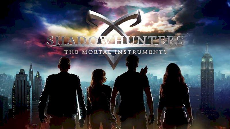 Shadowhunters - FIRST LOOK: The Shadowhunters TV Trailer - Thumb