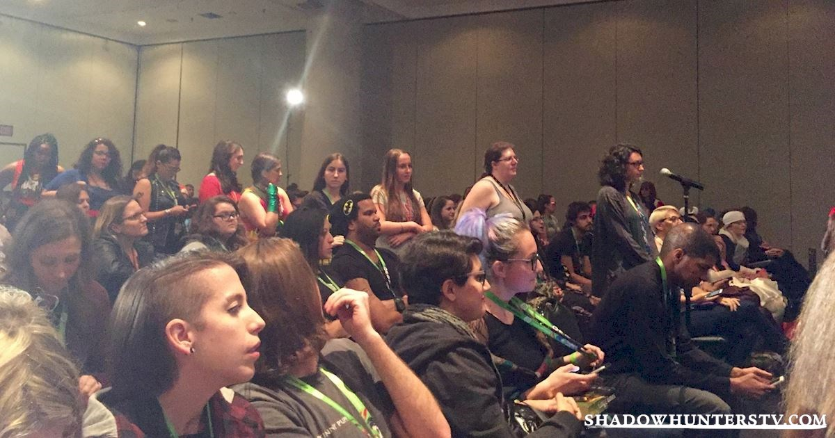 Shadowhunters - Cassandra Clare Q&A At New York Comic Con - 985