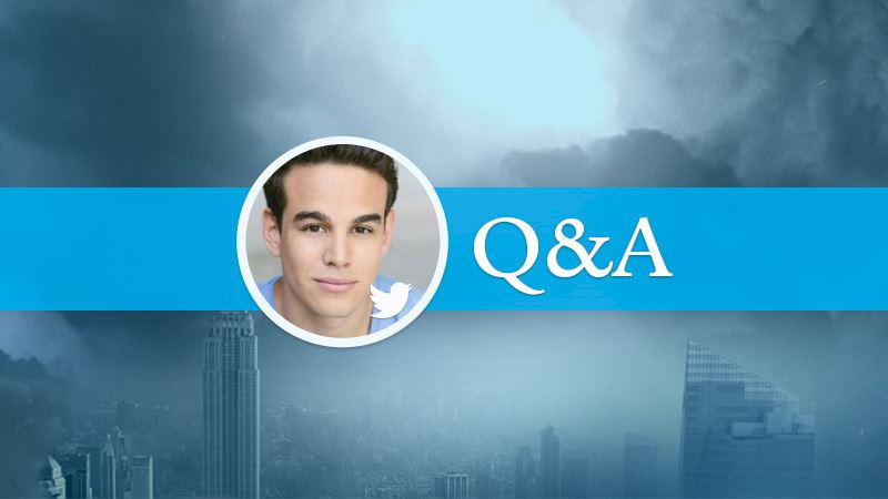 Shadowhunters - EXCLUSIVE TWITTER CHAT With Alberto Rosende - Thumb