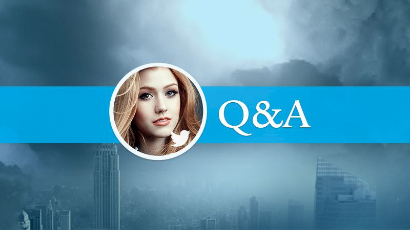 Shadowhunters - EXCLUSIVE TWITTER CHAT With Katherine McNamara - Thumb