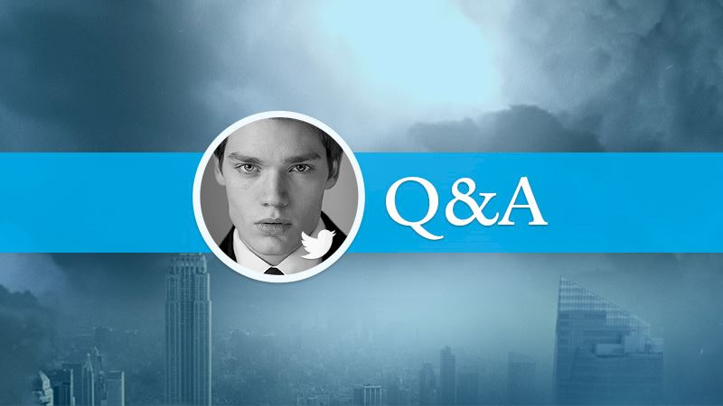 Shadowhunters - EXCLUSIVE TWITTER CHAT With Dominic Sherwood - Thumb