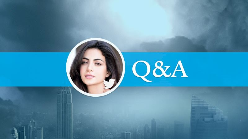 Shadowhunters - EXCLUSIVE TWITTER CHAT With Emeraude Toubia - Thumb