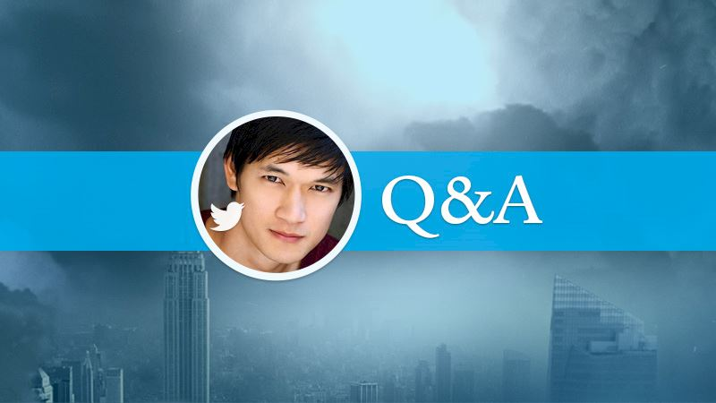 Shadowhunters - Relive the Harry Shum Jr. Twitter Chat! - Thumb