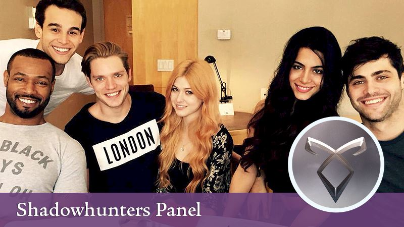 Shadowhunters - Shadowhunters Q&A At New York Comic Con - Thumb