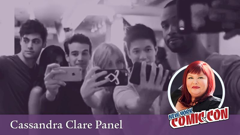 Shadowhunters - Cassandra Clare Q&A At New York Comic Con - Thumb