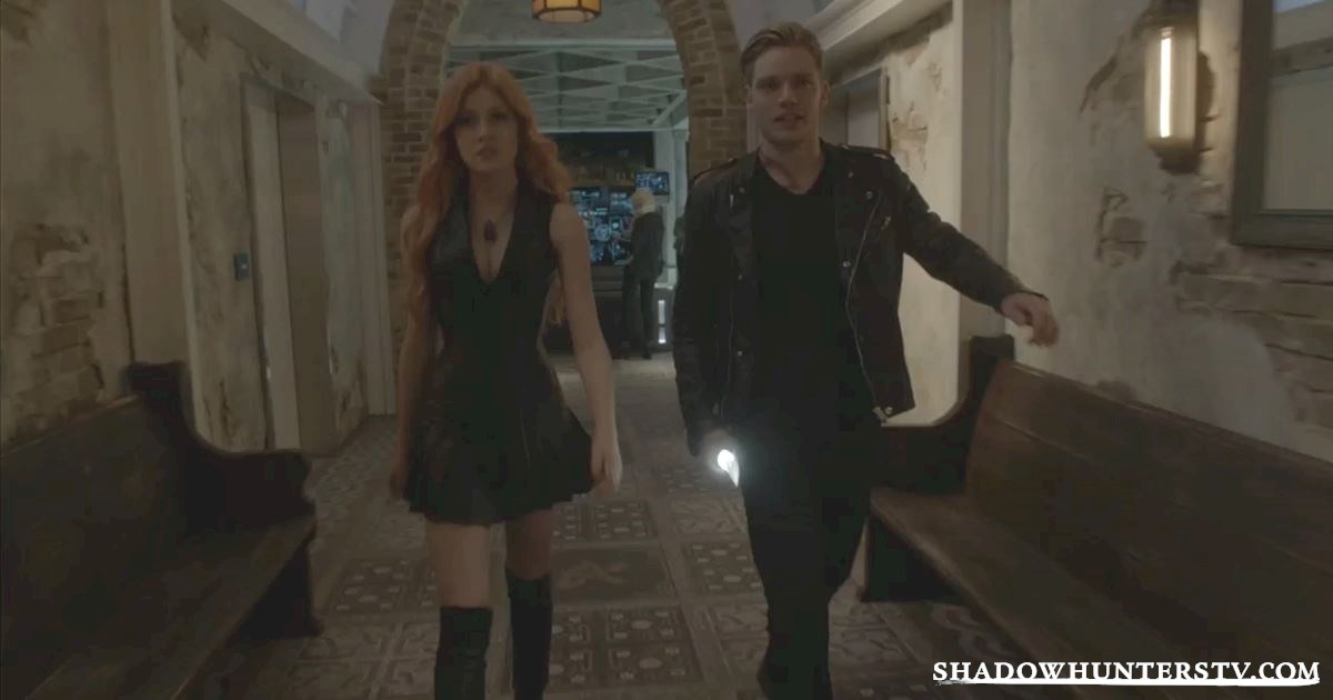 Shadowhunters - 12 Things We Saw In the Behind The Scenes Exclusive! - 1002