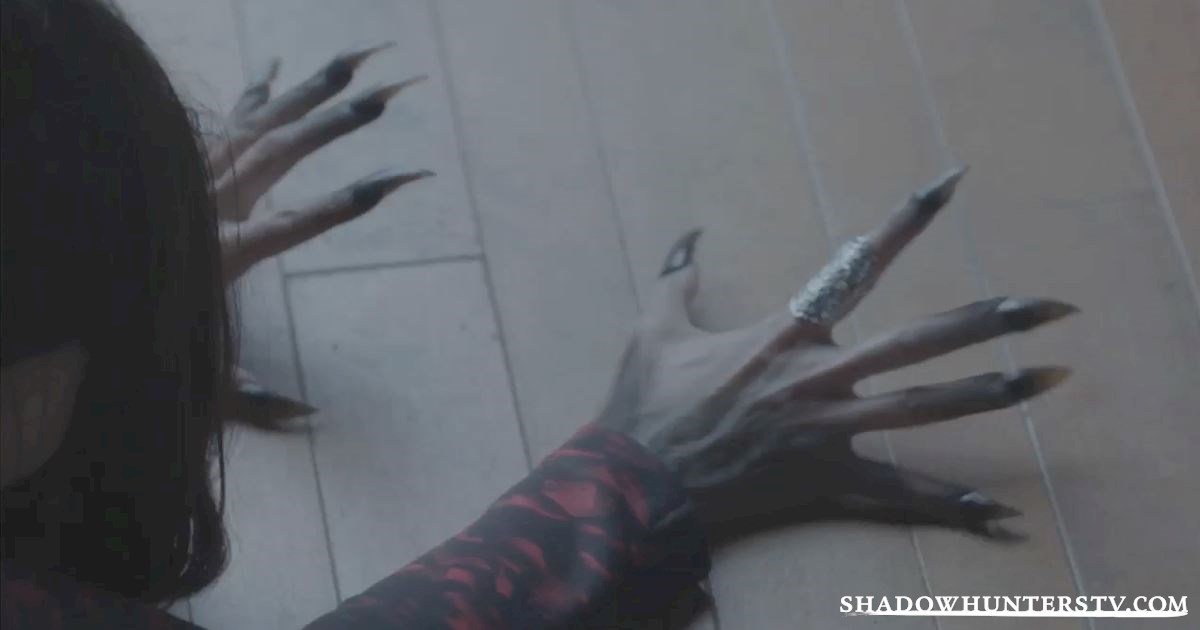 Shadowhunters - 12 Things We Saw In the Behind The Scenes Exclusive! - 1010