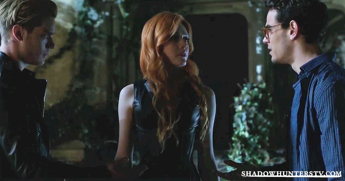 Shadowhunters - 12 Things We Saw In the Behind The Scenes Exclusive! - 1007