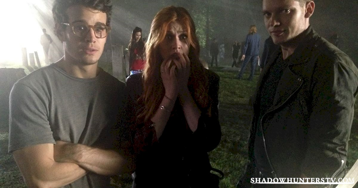 Shadowhunters - 9 Times Simon Perfectly Summed Up Mundane Life Struggles - 1009