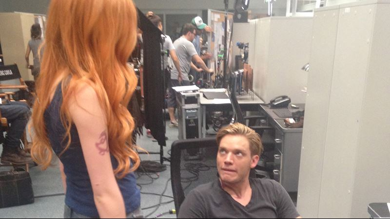 Shadowhunters - Caption This Pic: Kat And Dom! - Thumb