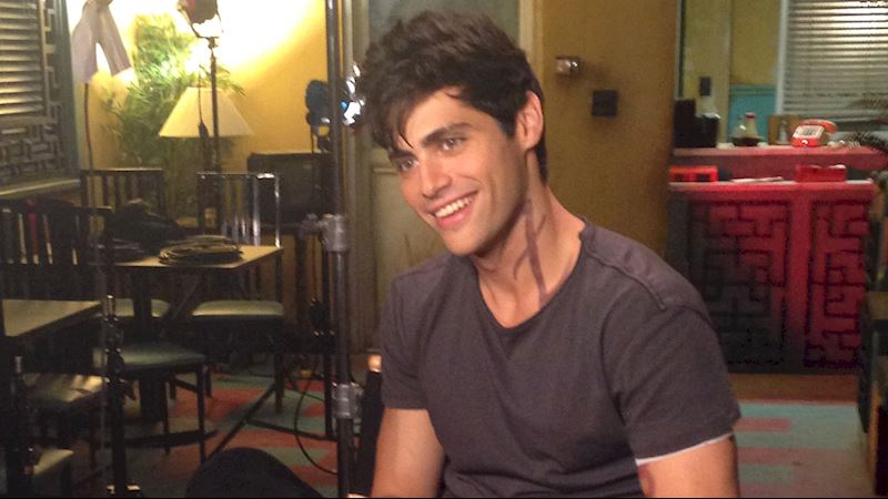 Shadowhunters - [EXCLUSIVE PHOTOS] 10 Times We Fell In Love With the Dudes from Shadowhunters - Thumb