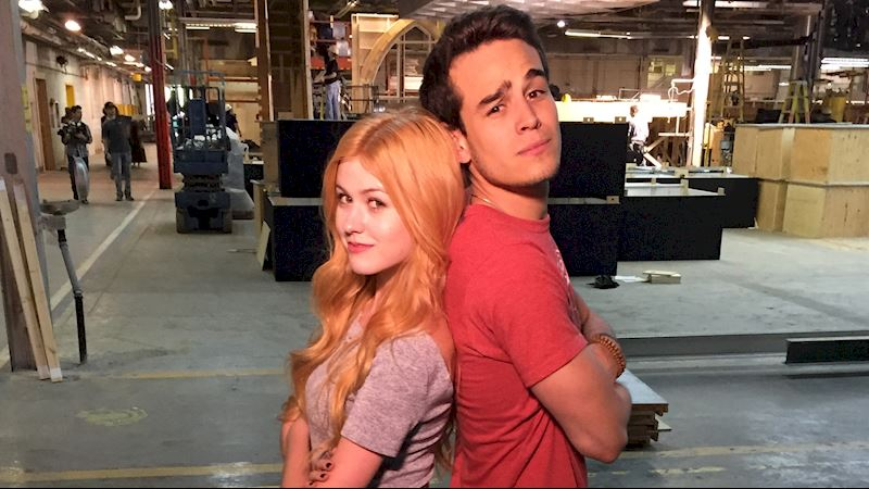 Shadowhunters - 10 Signs Your BFF Is The Simon To Your Clary - Thumb