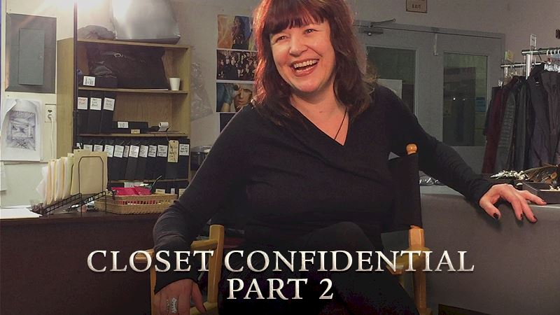 Shadowhunters - Closet Confidential: Shelley Mansell Talks Costume Concepts - Thumb