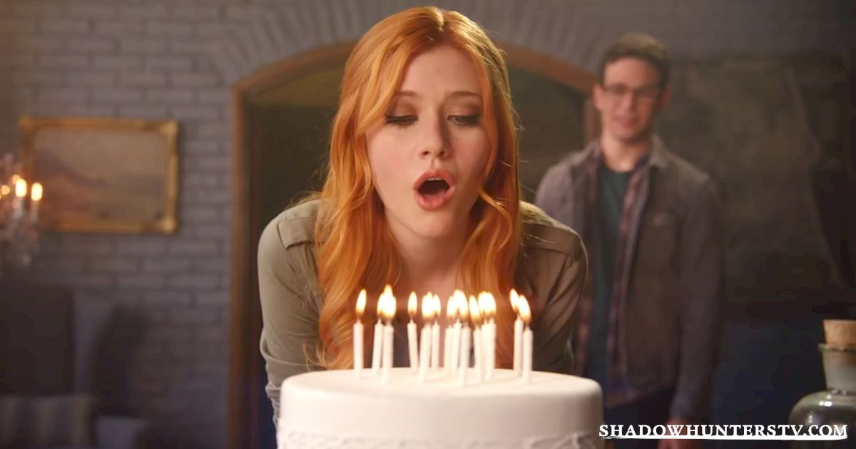 Shadowhunters - Happy Birthday Katherine McNamara! - 1002