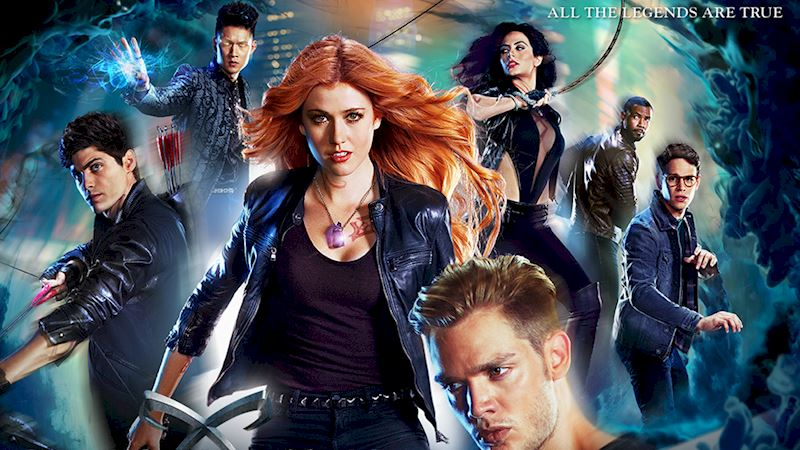 Shadowhunters - ICYMI - More Official Shadowhunters Posters!!! - Thumb