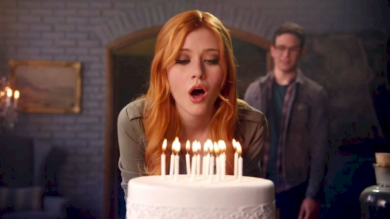 Shadowhunters - Happy Birthday Katherine McNamara! - Thumb