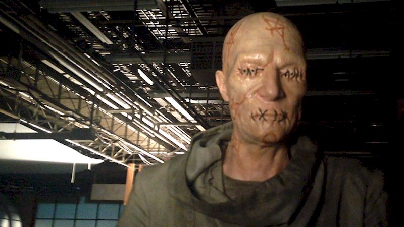 Shadowhunters - [EXCLUSIVE VIDEO] Behind The Mask: Brother Jeremiah  - Thumb