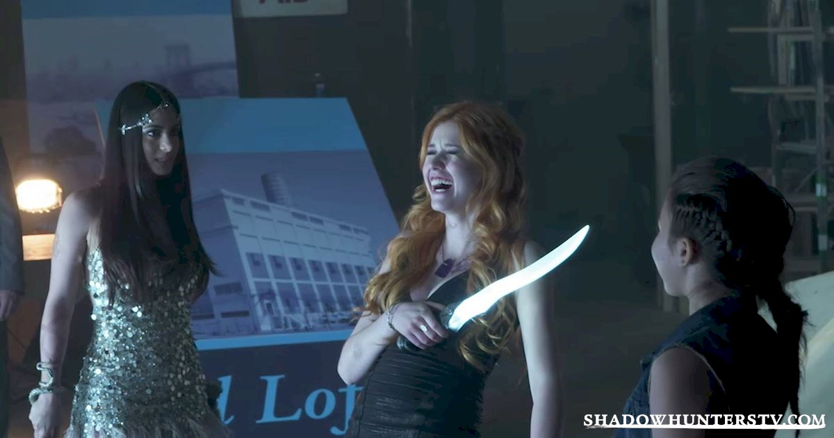 Shadowhunters - 18 Things We Learned from Beyond The Shadows - 1012